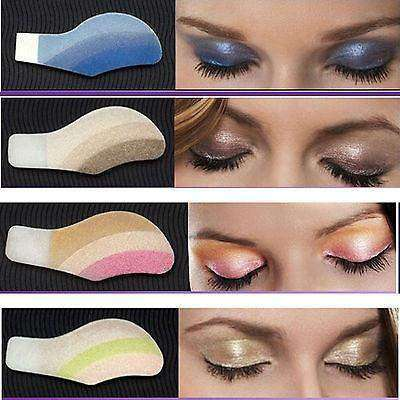 Press & Peel Instant Eyeshadow- 6 Pair Color Mix:Hobbies Unleashed