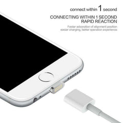 LightningCharge™ Magnetic Charging Cable for iPhone and Android