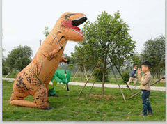 BubbleRex™ Inflatable T-Rex Costume