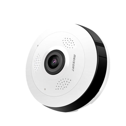 360° Wifi Panoramic Surveillance Camera