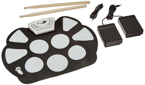 DrumBeats™ Rockstar Drum Pad Kit:Hobbies Unleashed