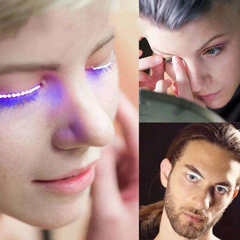 NeonLashes™ LED Light Up Eyelashes:Hobbies Unleashed