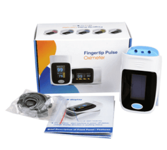 OxyPulse™ Digital Finger Pulse Oximeter with OLED display