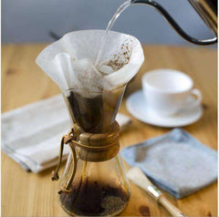 Classic Chemex Glass Coffee Maker
