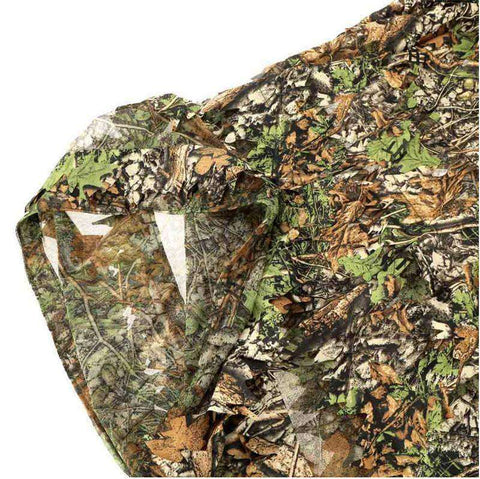 ACRTURO 3D Poncho Camouflage Hunting Ghillie Pocho Suit:Hobbies Unleashed
