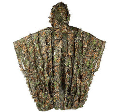 ACRTURO 3D Poncho Camouflage Hunting Ghillie Pocho Suit