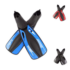 AquaFlippers™ Webbed Snorkel Diving Flippers:Hobbies Unleashed
