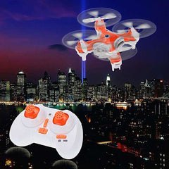 MicroDrone™ The Smallest Quadcopter Camera Drone:Hobbies Unleashed