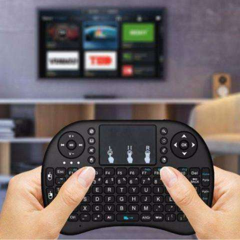 PocketKeys™ Ultra-Compact Wireless Keyboard with Touchpad:Hobbies Unleashed