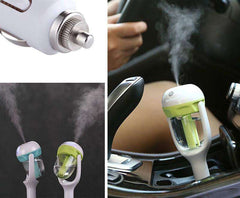 Essential Oil Diffuser and Humidifier for the Car