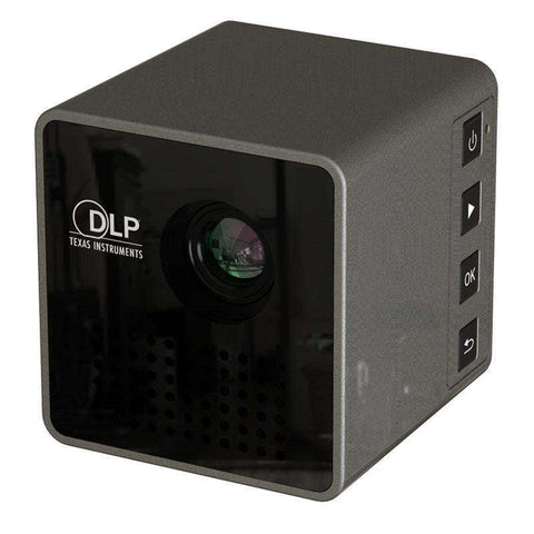 LumiMicro™ 30 ANSI Pocket DLP WiFi Projector:Hobbies Unleashed