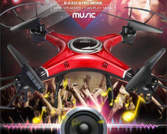 BeatMaker Drone™ Quadcopter Speaker Drone:Hobbies Unleashed