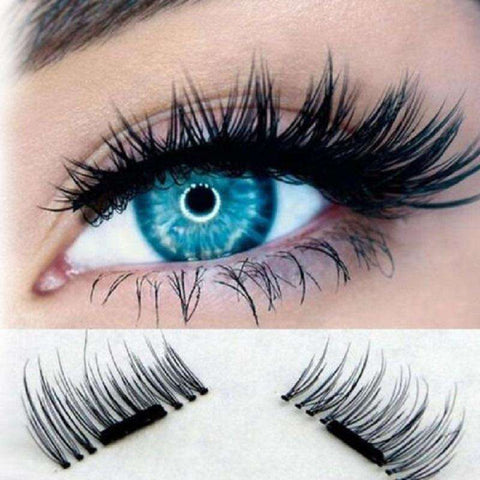 Second Natural 3D Handmade Magnetic Eyelash Set - SPECIAL OFFER:Hobbies Unleashed