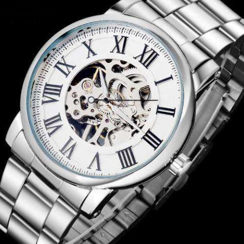 AxonWear Mechanical Watch for Men:Hobbies Unleashed
