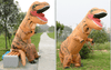 Image of BubbleRex™ Inflatable T-Rex Costume:Hobbies Unleashed