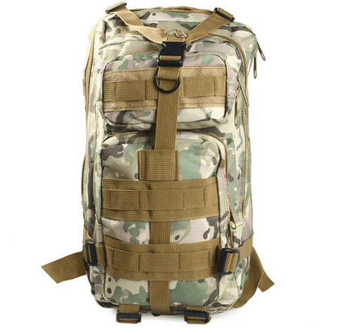 TacticalPack™ 3P Military Camping Backpack:Hobbies Unleashed