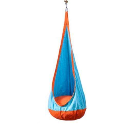 CozyCocoon™ Hanging Swing Hammock For Kids:Hobbies Unleashed