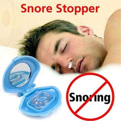 SNORE SOLUTIONS™ SX3 Silicon Anti Snore Nose Clip - Breathe Better, Sleep Better!:Hobbies Unleashed