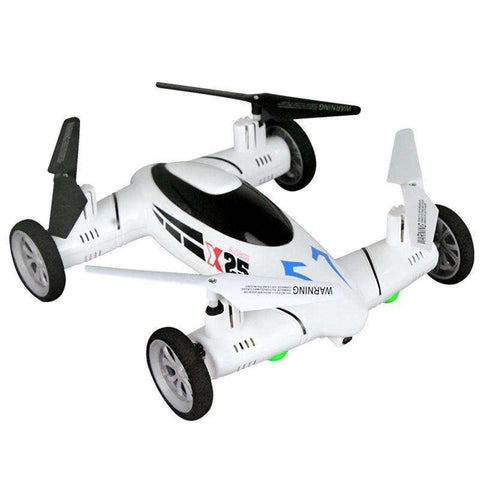 Helicar™ RC CAR QUADCOPTER CAMERA DRONE:Hobbies Unleashed