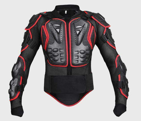 Motorcycle Body Armor:Hobbies Unleashed