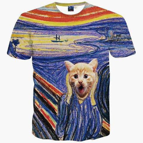 Authentic Apparel™ 3D Full Printed Casual Shirt for Men and Women:Hobbies Unleashed