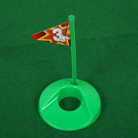 Potty Putter™ Toilet Mini Golf Set