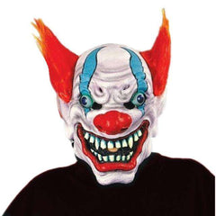 SpookyCircus™ Realistic Scary Clown Mask For Halloween