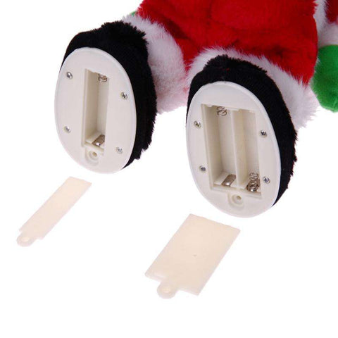 Twerking Santa™ Funny Twerking Santa Toy:Hobbies Unleashed