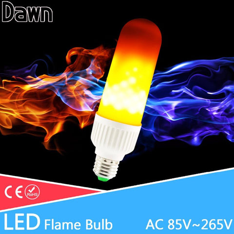 FieryBulb™ Flame Effect LED Lightbulb