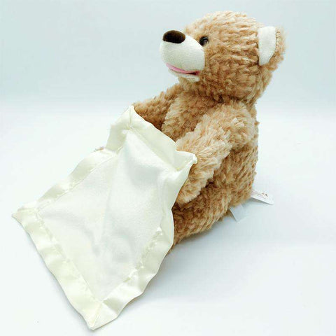 Peekaboo Teddy™ Interactive Teddy Bear:Hobbies Unleashed