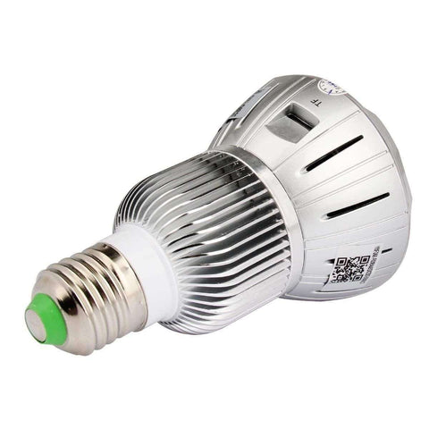 SpyBulb™ Wifi Camera + Night Vision and Motion Detector:Hobbies Unleashed