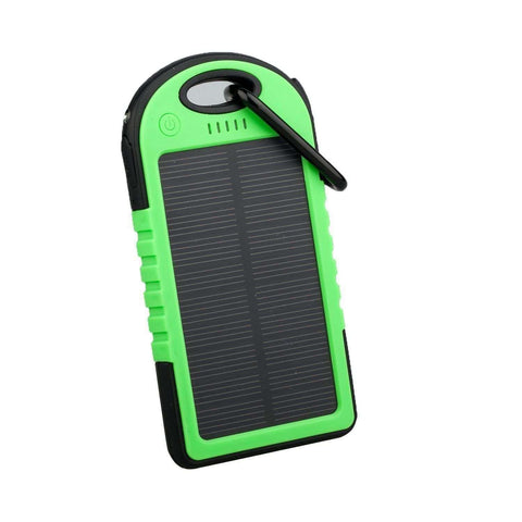 5000mah Eternal Battery Solar Waterproof Power Bank:Hobbies Unleashed