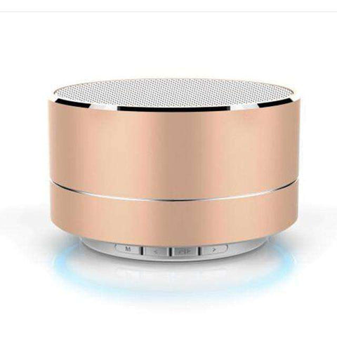 SoulCandy™ Ultra-Chic Wireless Bluetooth Speaker with Microwoofer - Superior Sound!:Hobbies Unleashed