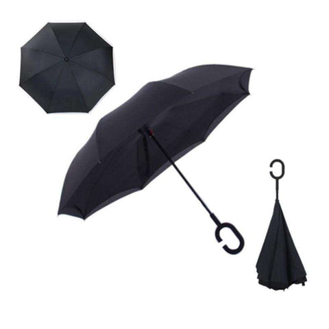 MAGICBRELLA™ The Revolutionary Double-Layer Hands-Free Inverted Umbrella:Hobbies Unleashed