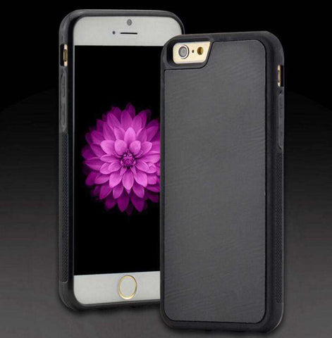 "Sticky ""Anti-Gravity"" Case fo iPhone - Sticks to ANY Surface:Hobbies Unleashed"