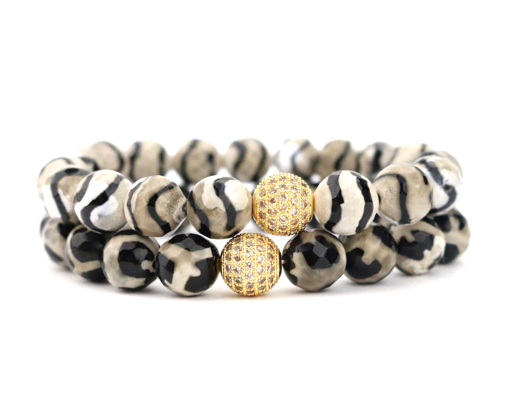 Pave Bracelet - Made to Layer