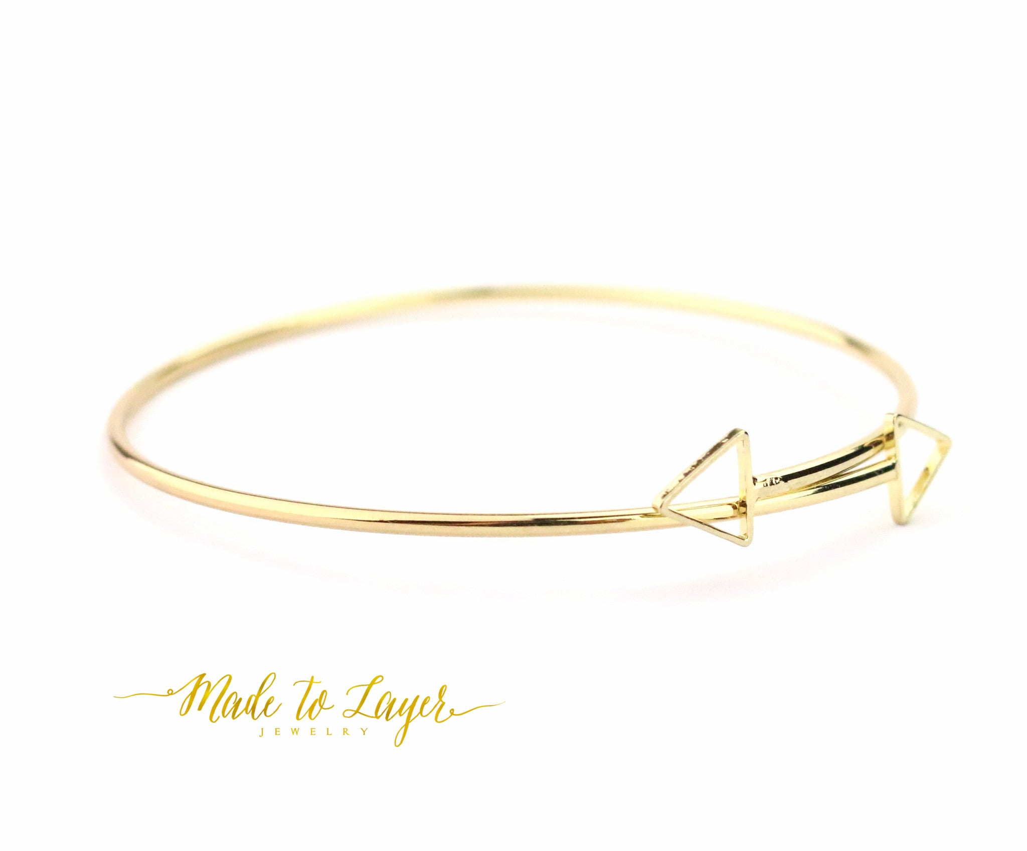 img bracelet jewelry bangle arrow aquarian hammered products thoughts