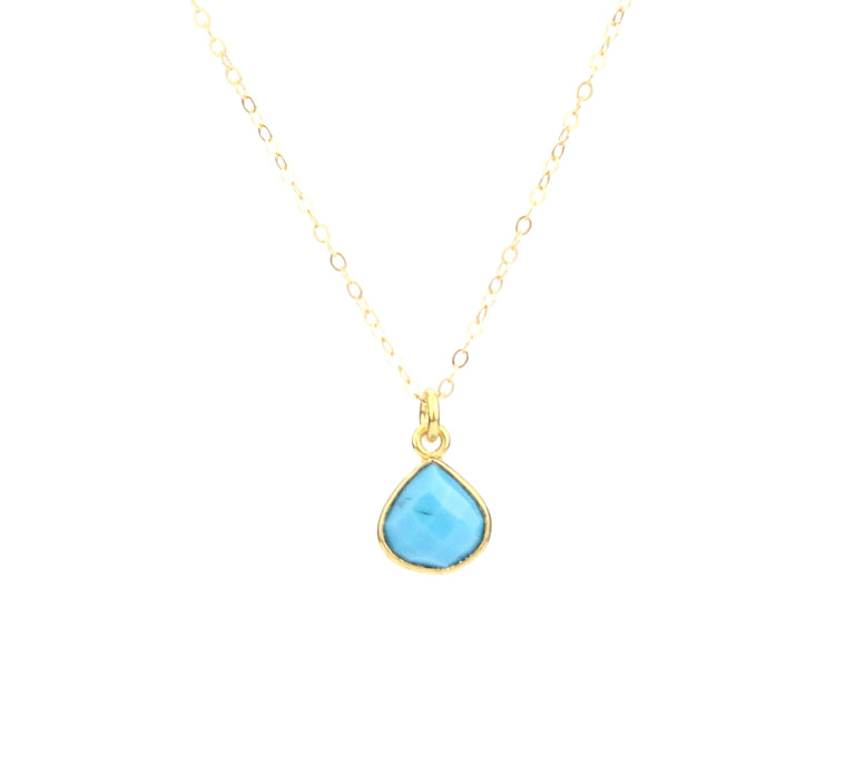 Turquoise Necklace (December)