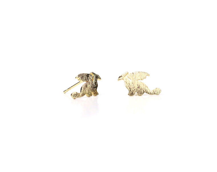 Dragon Dainty Studs - Made to Layer