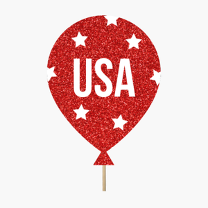 "Red Balloon ""USA"""