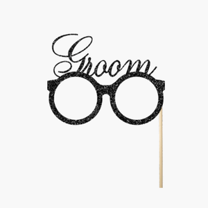 "Glasses ""groom"""