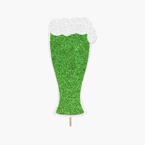 Green Beer Pint