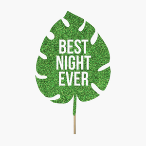 "Leaf ""Best night ever"""