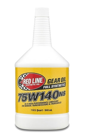Redline 75w140NS Gear Oil 1 Quart