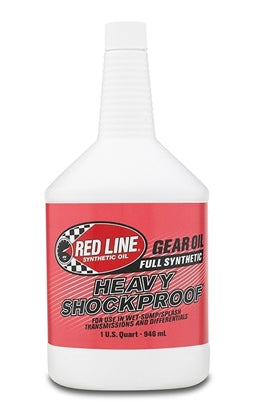 Redline Heavy Shockproof 1 Quart