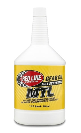 Redline MTL Gear Oil 1 Quart