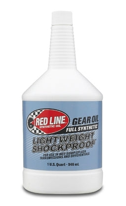 Redline Light Shockproof 1 Quart
