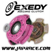 EXEDY 5 Puck clutch kit EVO 10 4b11 HDB