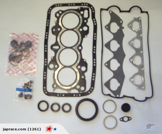 B16A engine gasket set