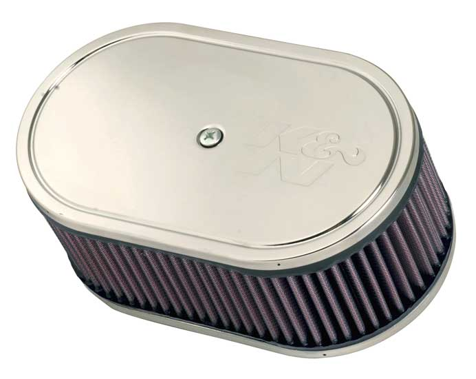 K&N IDA Weber Air Cleaner Assembly 3-1/4""